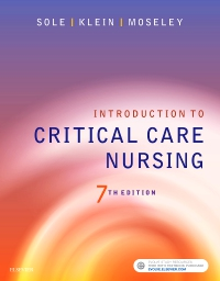 cover image - Introduction to Critical Care Nursing,7th Edition
