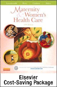 cover image - Maternity & Women's Health Care - Text and Virtual Clinical Excursions Online Package,11th Edition