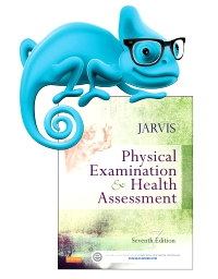 cover image - Elsevier Adaptive Learning for Physical Examination and Health Assessment,7th Edition