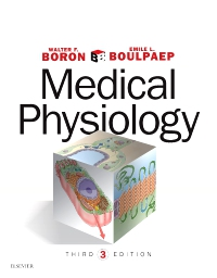 cover image - Medical Physiology Elsevier eBook on VitalSource,3rd Edition