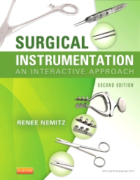 cover image - Surgical Instrumentation - Elsevier eBook on VitalSource,2nd Edition