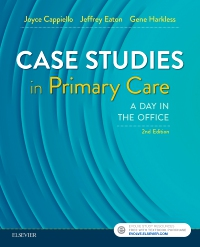 cover image - Case Studies in Primary Care,2nd Edition