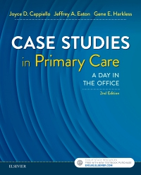cover image - Evolve Resources for Case Studies in Primary Care,2nd Edition