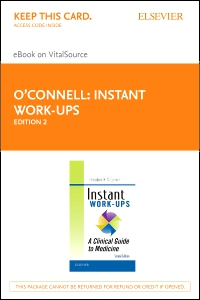 cover image - Instant Work-ups: A Clinical Guide to Medicine Elsevier eBook on VitalSource (Retail Access Card),2nd Edition