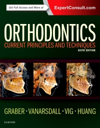 cover image - Orthodontics,6th Edition