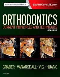 cover image - Orthodontics,6th Edition