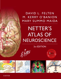 cover image - Evolve Resource for Netter's Atlas of Neuroscience,3rd Edition
