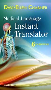 cover image - Medical Language Instant Translator,6th Edition