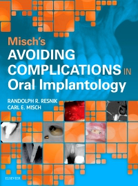 cover image - Misch's Avoiding Complications in Oral Implantology - Elsevier eBook on VitalSource