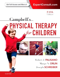 cover image - Campbell's Physical Therapy for Children Expert Consult,5th Edition
