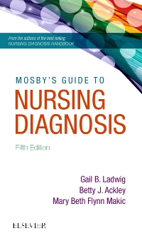 cover image - Mosby's Guide to Nursing Diagnosis - Elsevier eBook on VitalSource,5th Edition