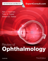 cover image - Review of Ophthalmology,3rd Edition