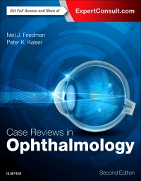 cover image - Case Reviews in Ophthalmology,2nd Edition