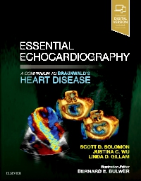 cover image - Essential Echocardiography