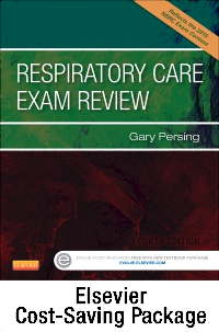 cover image - Respiratory Care Exam Review - Elsevier eBook on VitalSource + Evolve Exam Review Access (Retail Access Cards),4th Edition
