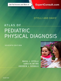 cover image - Zitelli and Davis' Atlas of Pediatric Physical Diagnosis,7th Edition