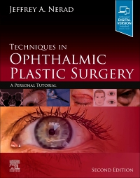cover image - Techniques in Ophthalmic Plastic Surgery,2nd Edition