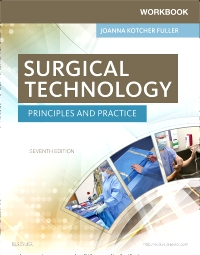 cover image - Workbook for Surgical Technology,7th Edition