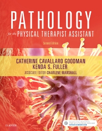 cover image - Pathology for the Physical Therapist Assistant - Elsevier eBook on VitalSource,2nd Edition