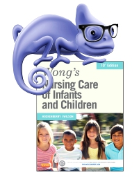 cover image - Elsevier Adaptive Quizzing for Wong's Nursing Care of Infants and Children,10th Edition