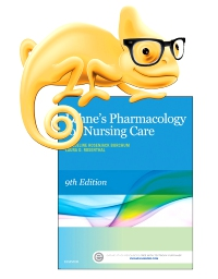 cover image - Elsevier Adaptive Quizzing for Lehne's Pharmacology for Nursing Care,9th Edition
