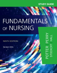 cover image - Study Guide for Fundamentals of Nursing - Elsevier eBook on VitalSource,9th Edition