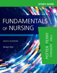cover image - Study Guide for Fundamentals of Nursing,9th Edition