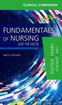 cover image - Clinical Companion for Fundamentals of Nursing - Elsevier eBook on VitalSource,9th Edition
