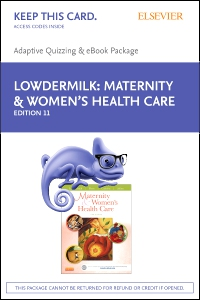 cover image - Maternity and Women's Health Care - E-Book on VitalSource and Elsevier Adaptive Quizzing Package,11th Edition