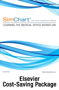 cover image - SimChart for the Medical Office: Learning the Medical Office Workflow - Elsevier eBook on VitalSource & SimChart for the Medical Office (Access Cards)