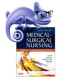 cover image - Elsevier Adaptive Quizzing for Medical-Surgical Nursing, Updated Edition,9th Edition