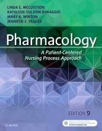 cover image - Pharmacology,9th Edition
