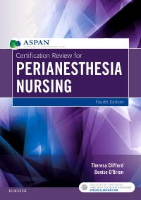cover image - Certification Review for PeriAnesthesia Nursing,4th Edition