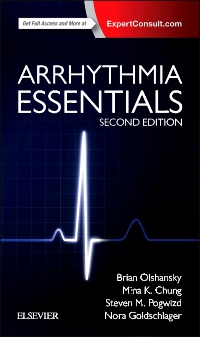 cover image - Arrhythmia Essentials,2nd Edition