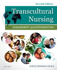 cover image - Transcultural Nursing,7th Edition