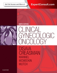 cover image - Clinical Gynecologic Oncology,9th Edition