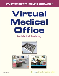 cover image - Virtual Medical Office for Medical Assisting Workbook (Access Card)