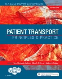 cover image - Patient Transport,5th Edition