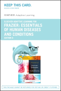 cover image - Elsevier Adaptive Learning for Essentials of Human Diseases and Conditions (Access Card),6th Edition