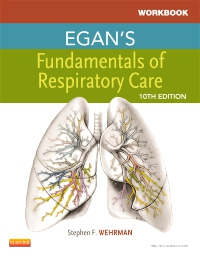 cover image - Workbook for Egan's Fundamentals of Respiratory Care - Elsevier eBook on VitalSource,10th Edition
