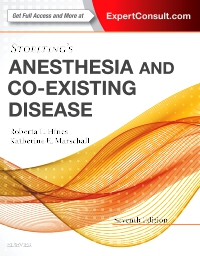 cover image - Stoelting's Anesthesia and Co-Existing Disease,7th Edition