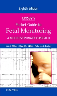 cover image - Mosby's Pocket Guide to Fetal Monitoring,8th Edition