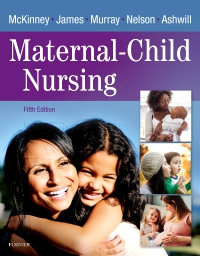 cover image - Maternal-Child Nursing,5th Edition