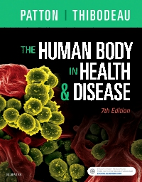 cover image - The Human Body in Health & Disease - Elsevier eBook on VitalSource,7th Edition