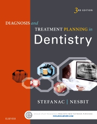 cover image - Evolve Resources for Diagnosis and Treatment Planning in Dentistry,3rd Edition