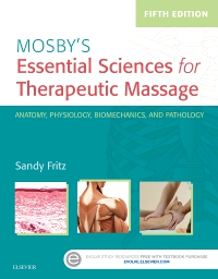 cover image - Evolve Resources for Mosby's Essential Sciences for Therapeutic Massage,5th Edition