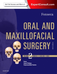 cover image - Oral and Maxillofacial Surgery,3rd Edition