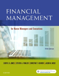 cover image - Financial Management for Nurse Managers and Executives - Elsevier eBook on VitalSource,5th Edition