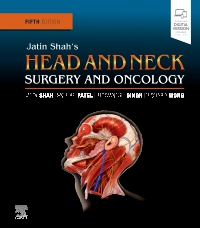 cover image - Jatin Shah's Head and Neck Surgery and Oncology,5th Edition