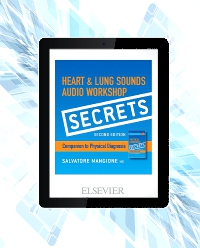 cover image - Secrets Heart & Lung Sounds Audio Workshop Access Code,2nd Edition